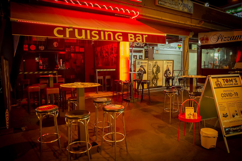 Toms Cruising Bar