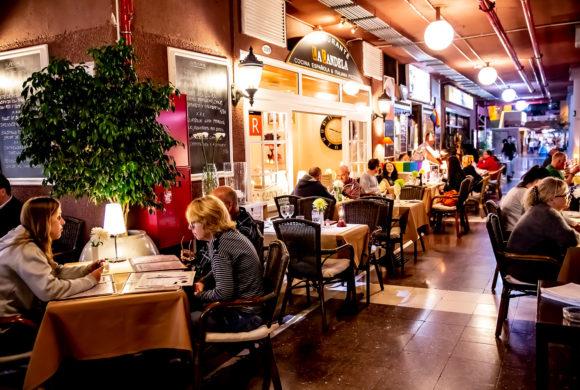 Protegido: La Candela Restaurant