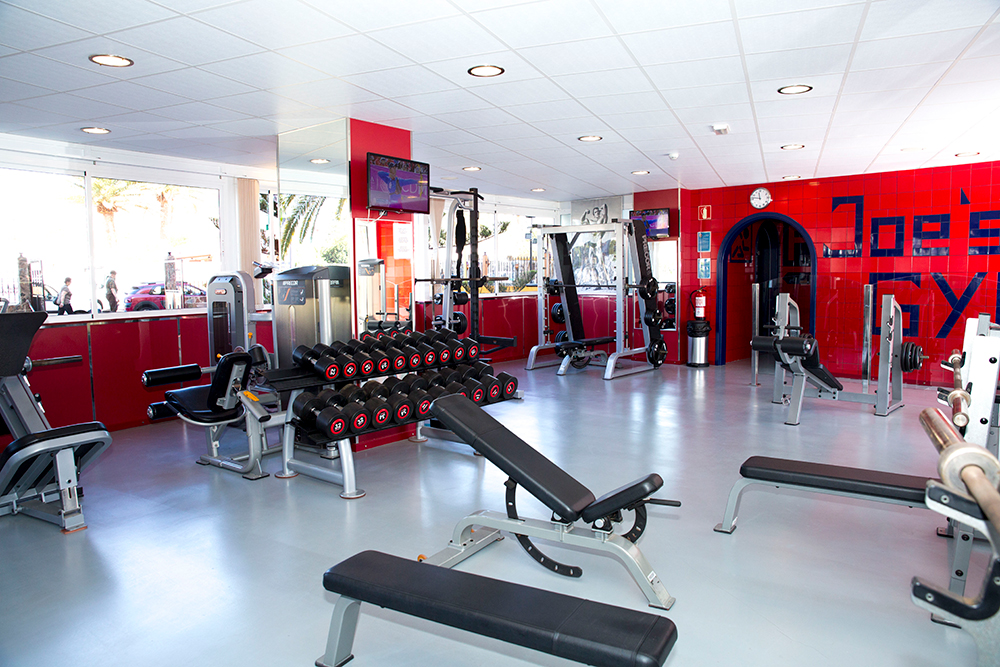 Joe's Gym Fitness Centre