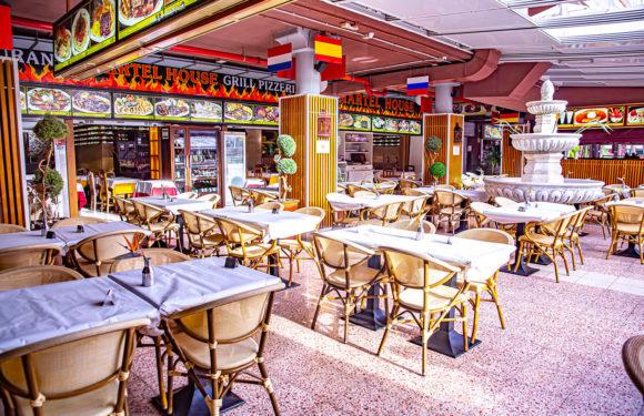 Restaurante Martel House
