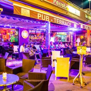 Parrots Bar Terraza Gran Canaria