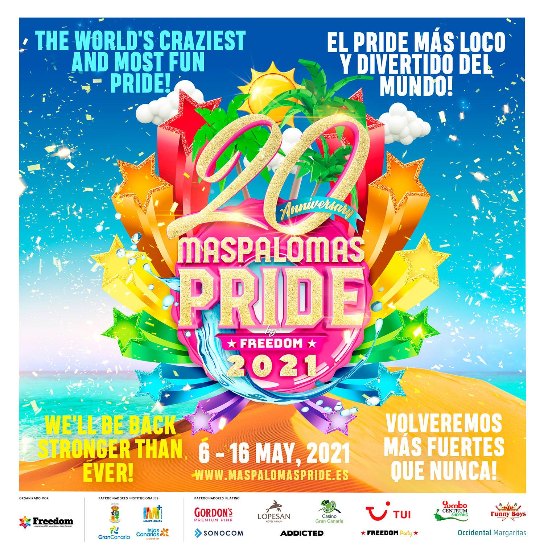 Maspalomas Pride 2021