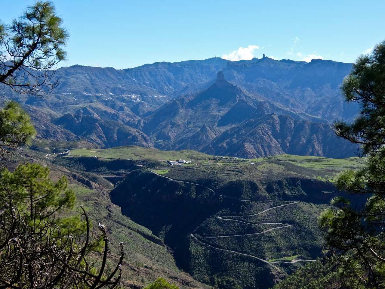 Senderismo en Gran Canaria, Islas Canarias, España
