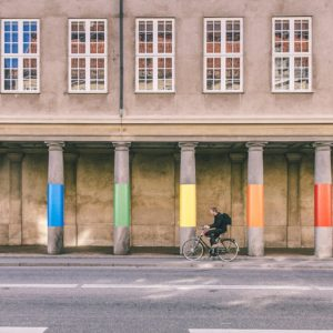 Copenhague, una historia de amor del Pride.